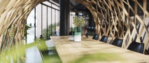 Kantoor design Cruquiuswerf